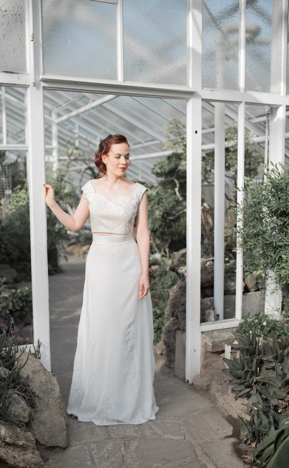Weddingshooting botanischer Garten Bella (1 von 36)