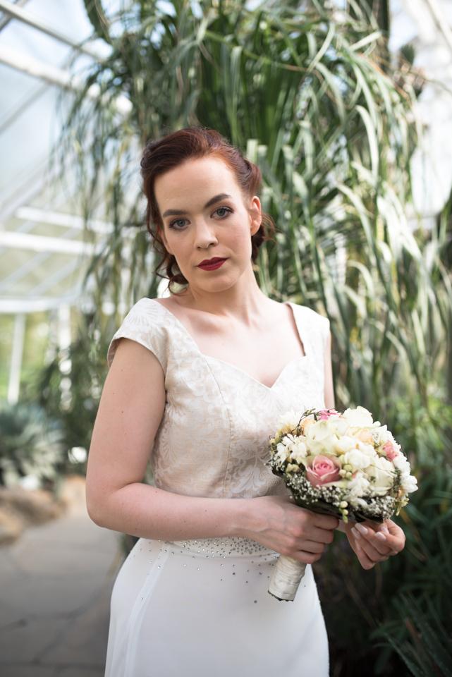 Weddingshooting botanischer Garten Bella (12 von 36)