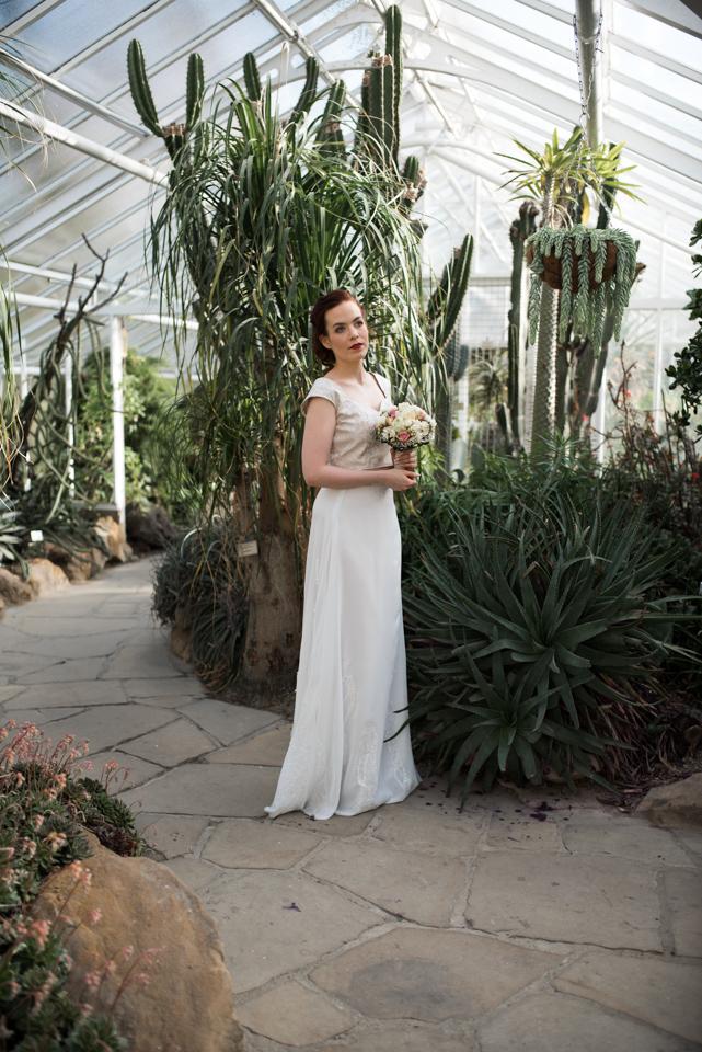 Weddingshooting botanischer Garten Bella (13 von 36)