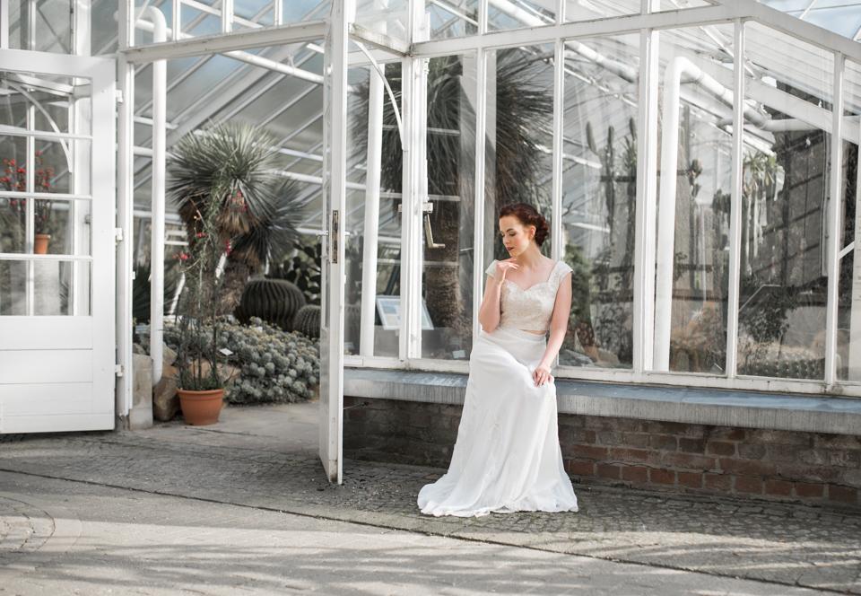 Weddingshooting botanischer Garten Bella (15 von 36)