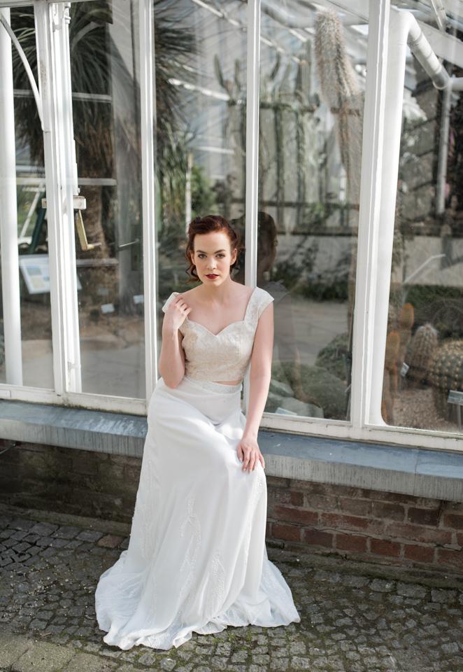 Weddingshooting botanischer Garten Bella (18 von 36)