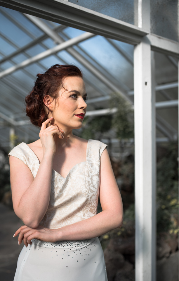 Weddingshooting botanischer Garten Bella (3 von 36)