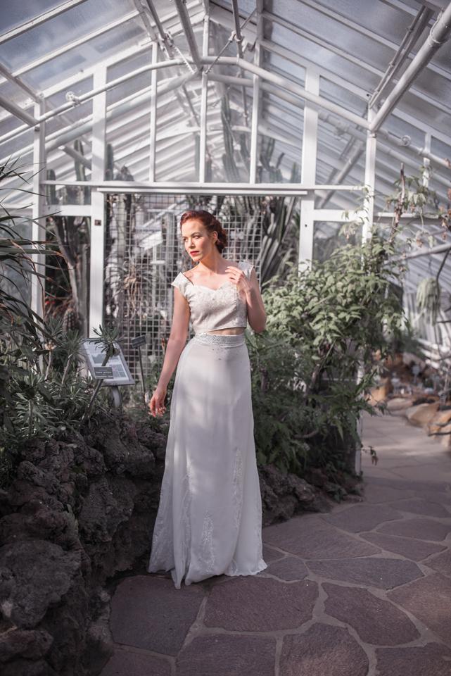 Weddingshooting botanischer Garten Bella (4 von 36)