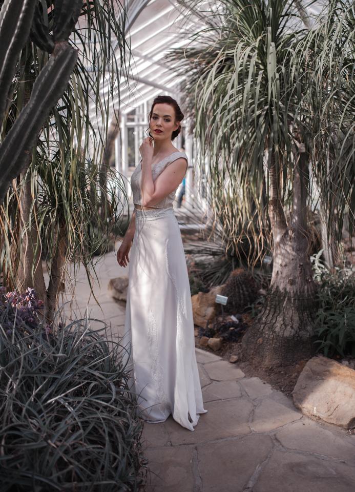 Weddingshooting botanischer Garten Bella (7 von 36)